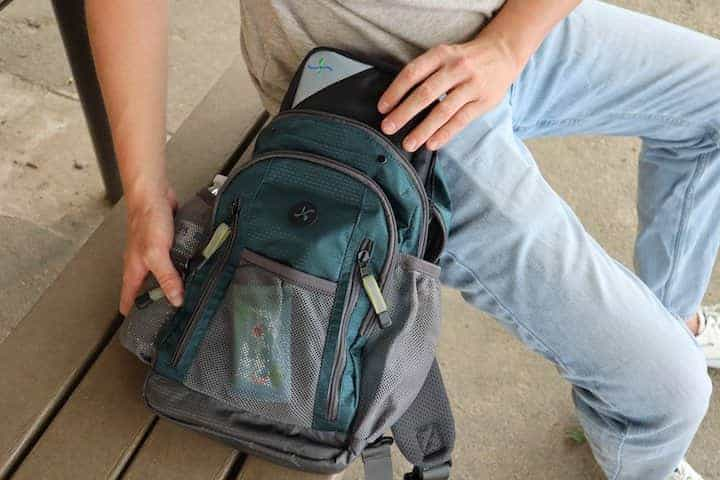 SugarMedical insulated backpack for diabetes