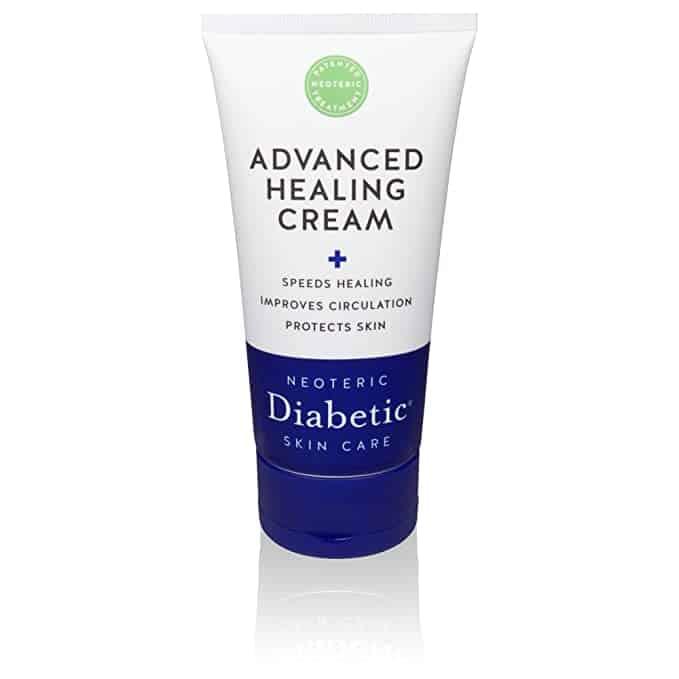 Neoteric diabetic foot cream circulation