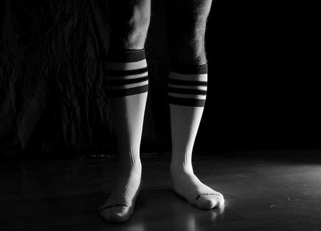 Compression socks for diabetics