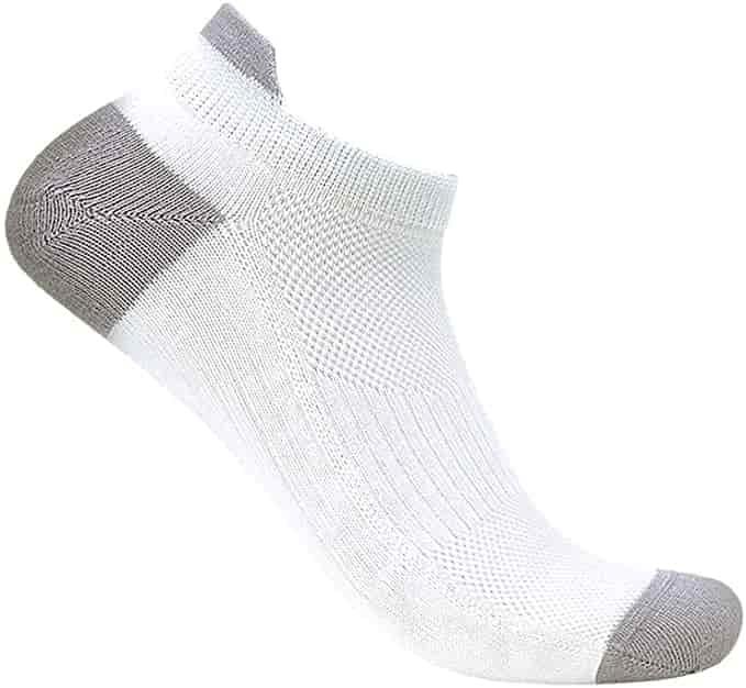 Orthofeet biosoft low-cut diabetic socks for men