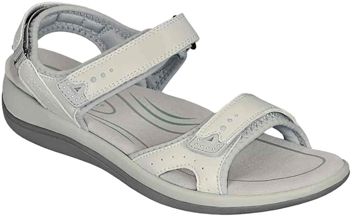 Orthofeet sandals for diabetic neuropathy women