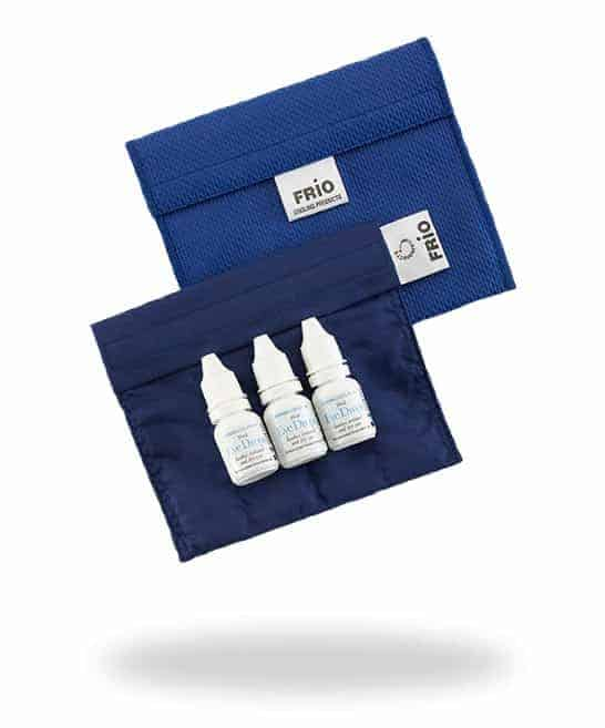 FRio extra small wallet for insulin vials and eye drops-min