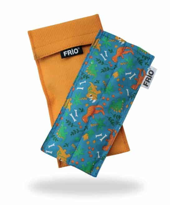 Frio insulin cooling wallet for diabetic kids Dinosaurs