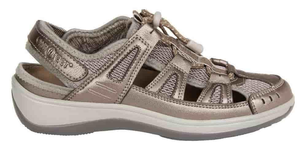 Orthofeet Verona sandals for women diabetes neuropathy