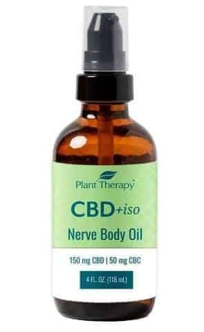 CBD Essential Oils Nerve body oil Plant Therapy Neuropathy