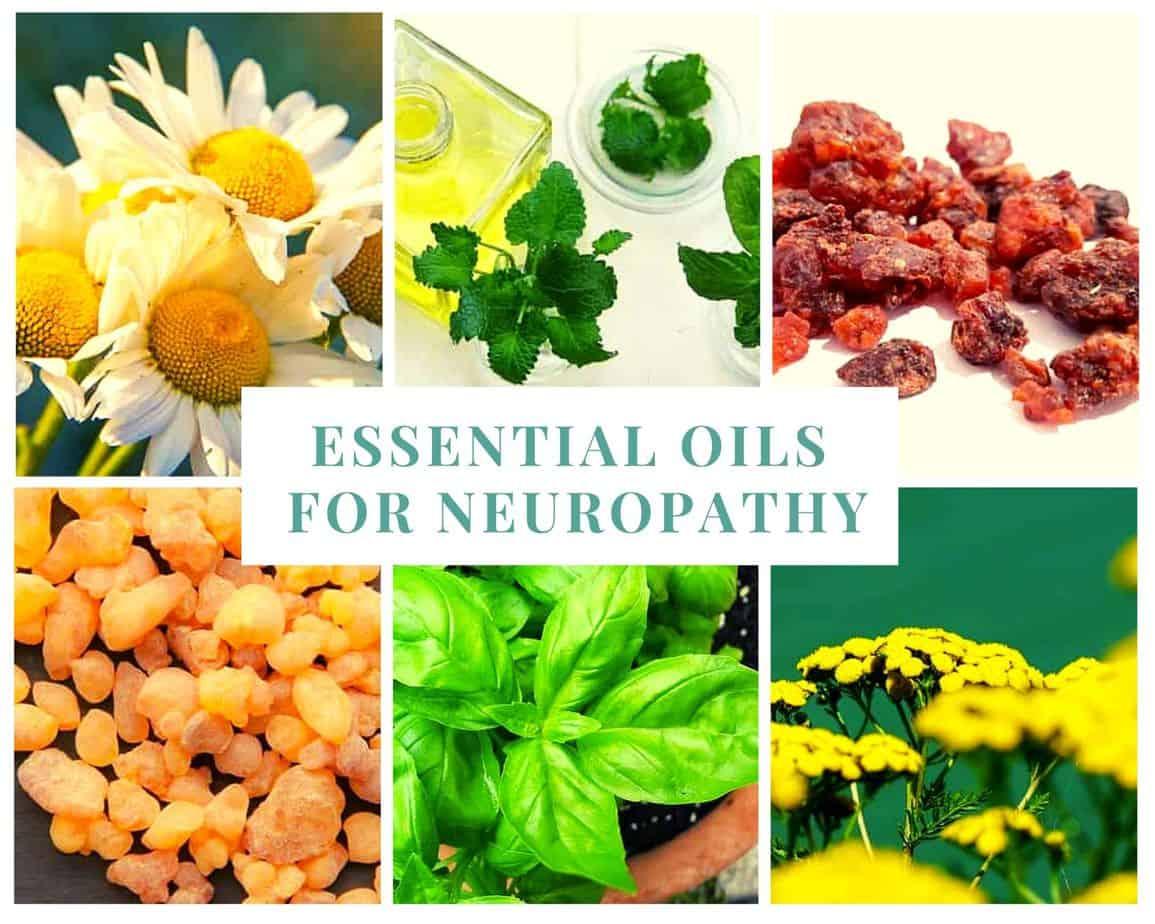 Best essential oils for neuropathy