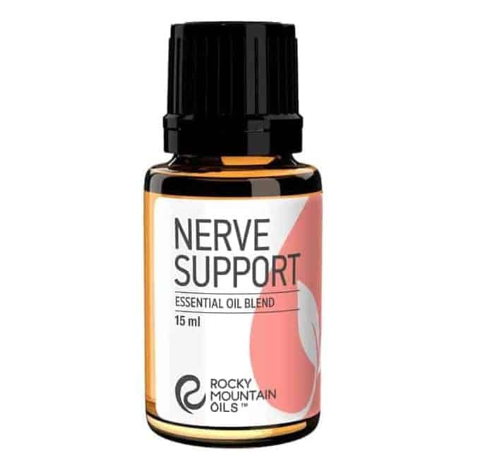 Rocky Mountain nerve support essential oils for neuropathy