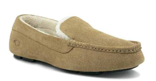 Apex mocassin slippers for neuropathy