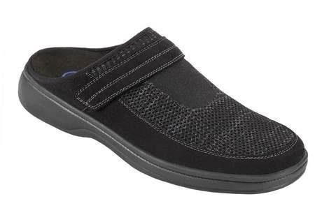 Best diabetic slippers for men Orthofeet Hudson