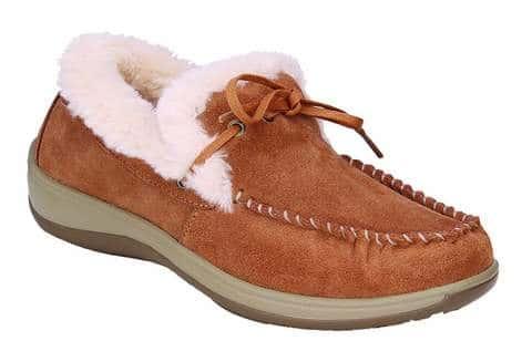 Orthofeet Capri slippers for women
