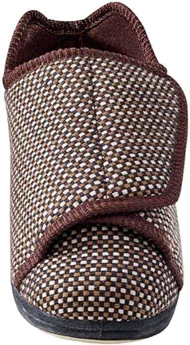 Silverts diabetic slippers for men