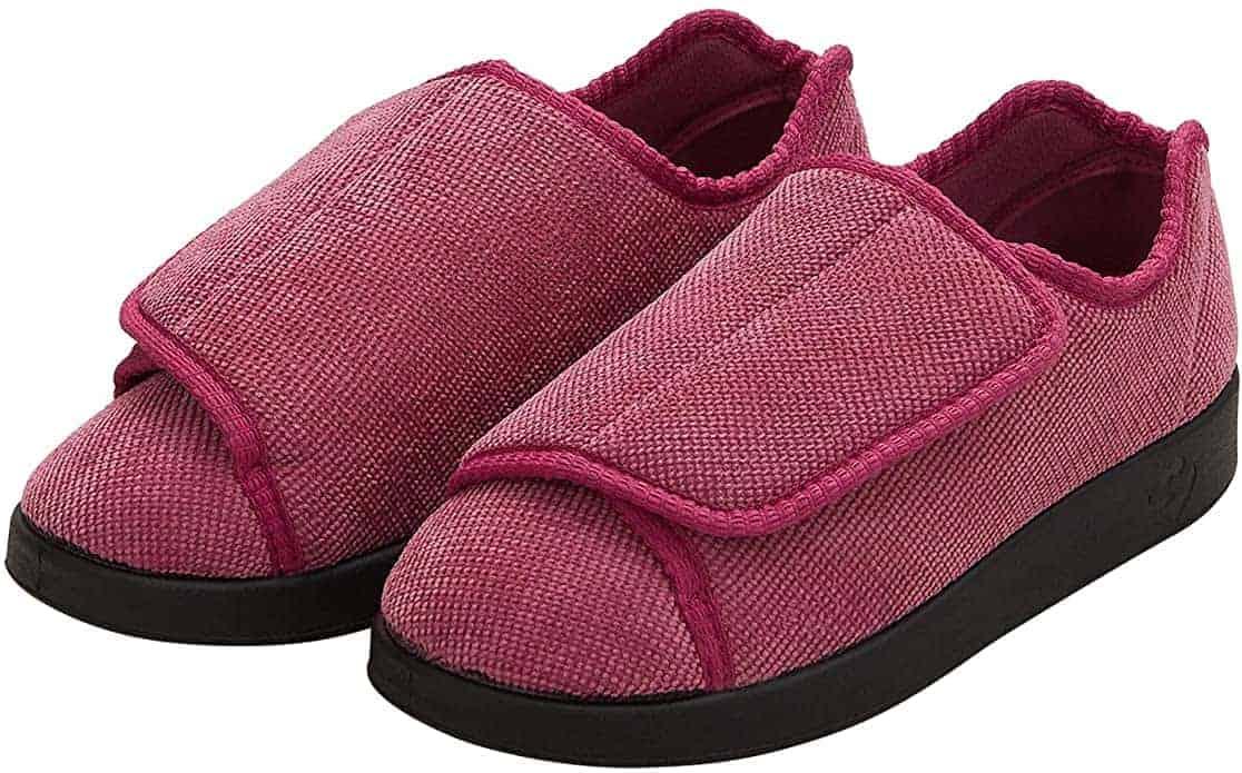 Silverts diabetic slippers for women