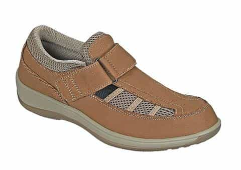 Orthofeet Salerno sandals for peripheral neuropathy