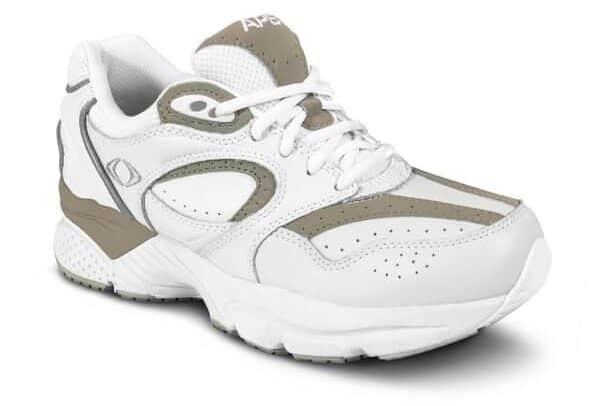 Apex Men's LAce Walking sneakers for men with diabetes