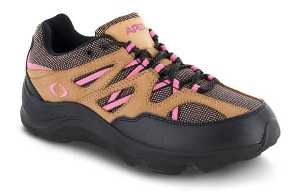 Apex running shoes for diabetic women
