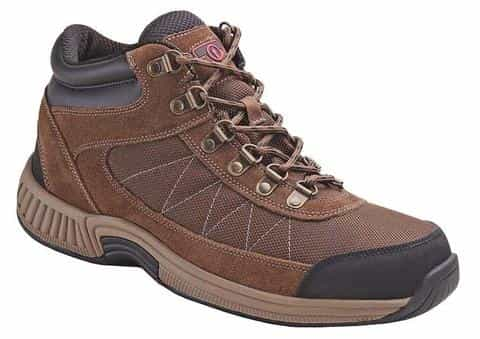 Hunter Diabetic Boots from Orthofeet