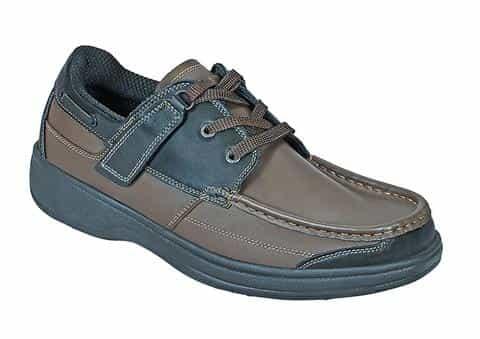 Orthofeet BAton Rouge Leathher neuropathy footwear