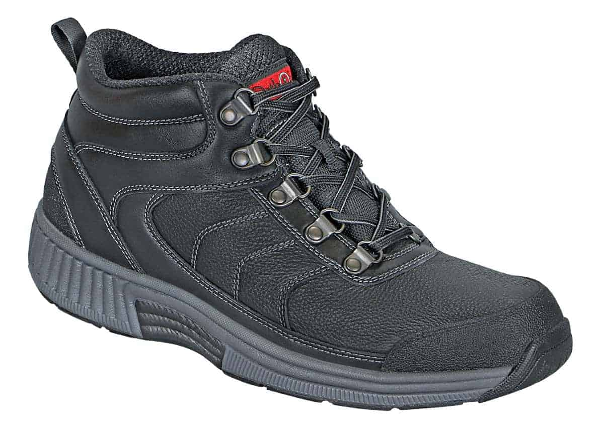 Orthofeet DElta Diabetic boots women black