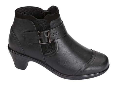 Orthofeet Emma Diabetic Boots Heels women