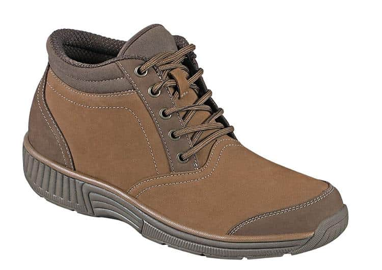 Orthofeet Milano diabetic boots for women