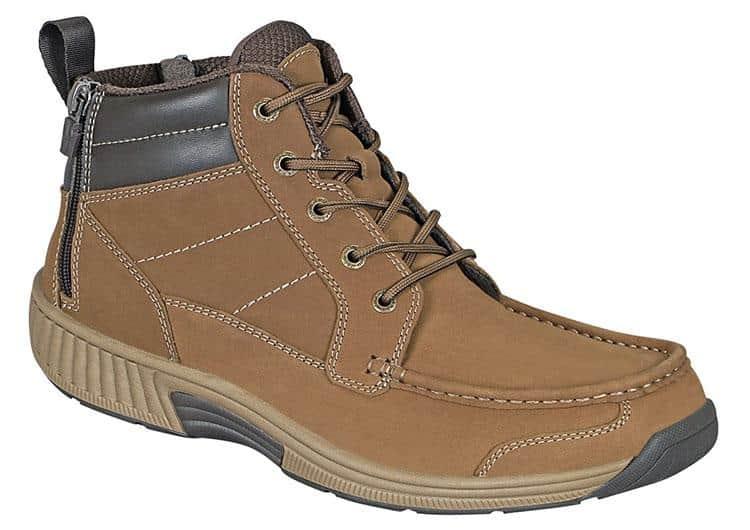 Orthofeet Rangers Diabetic Boots for men