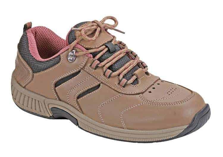 Orthofeet Sonoma diabetic sneakers for women