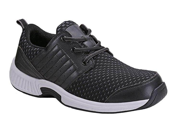 Orthofeet TAcoma stretch shoes for men with neuropaty