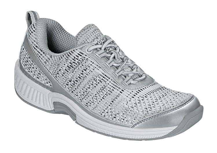 Orthofeet sandy stretch knit orthopedic sneakers
