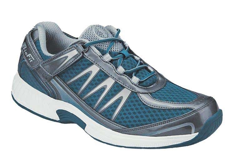 Orthofeet sprint comfort diabetic sneakers for men-min