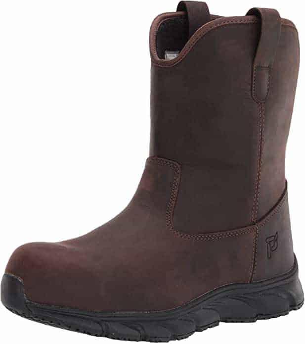 Propét Smith Construction Boots for diabetes