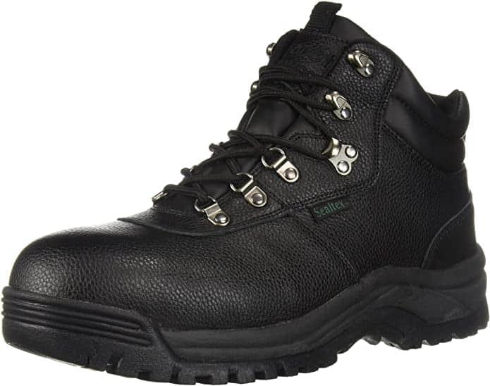 Propet construction work boots for diabetes