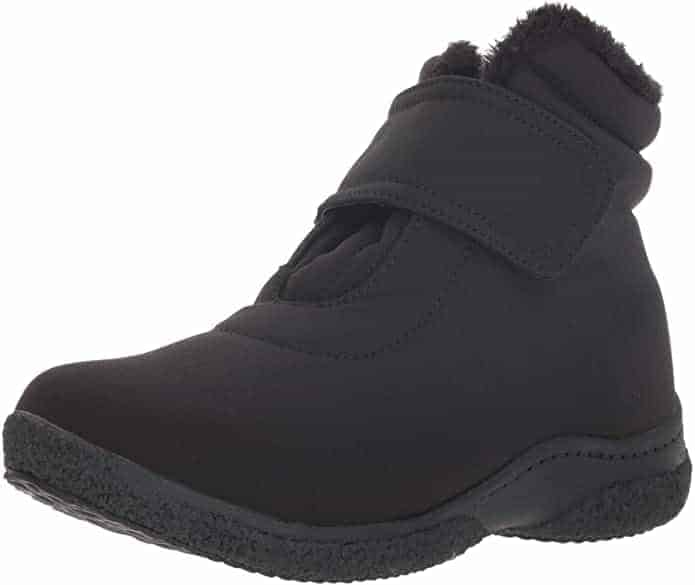 Propet madi ankle strap snow boots