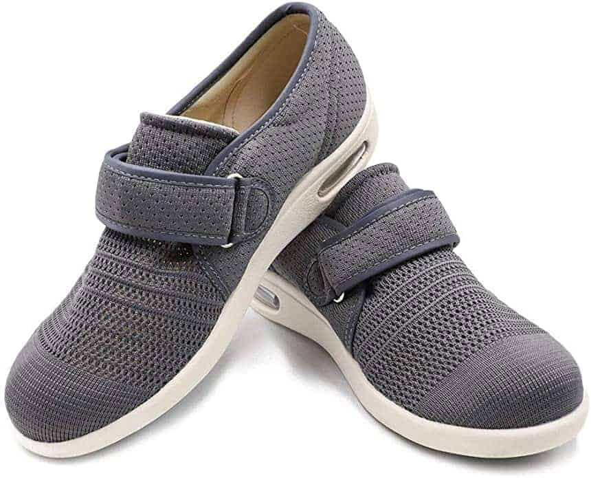 Secrete slippers shoes for chemo feet