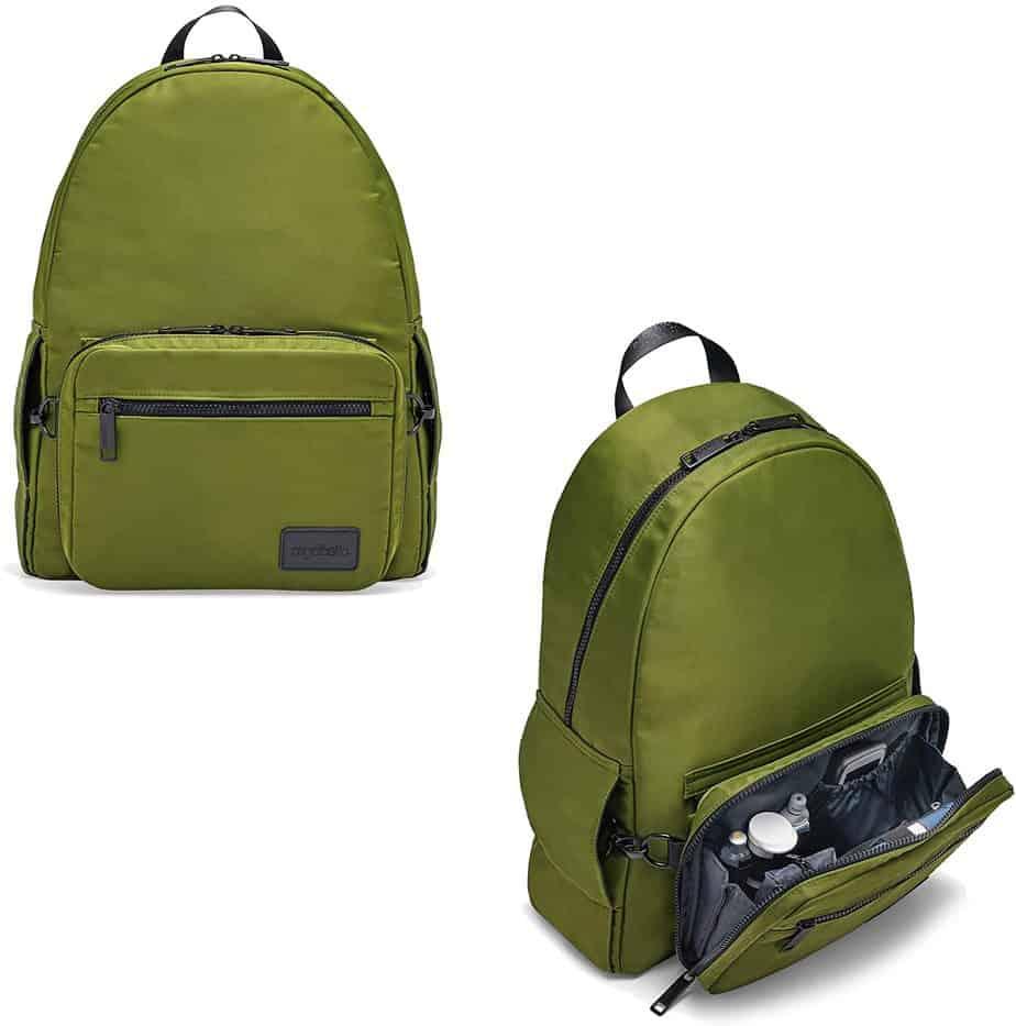 Myabetic diabetes backpack Edelman olive