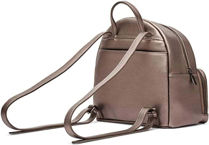 Myabetic Brandy Diabetes Backpack Leather