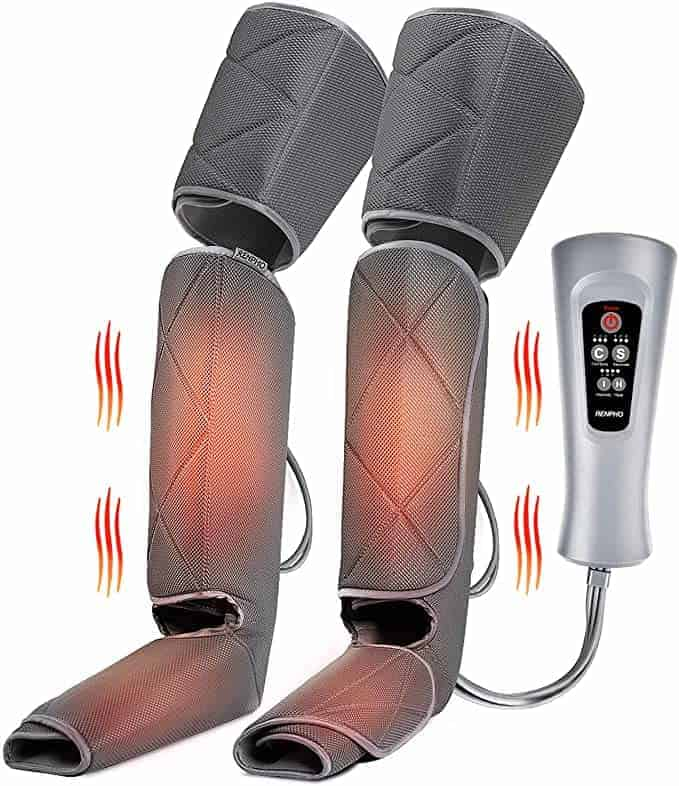 Renpho foot and leg massager for neuropathy