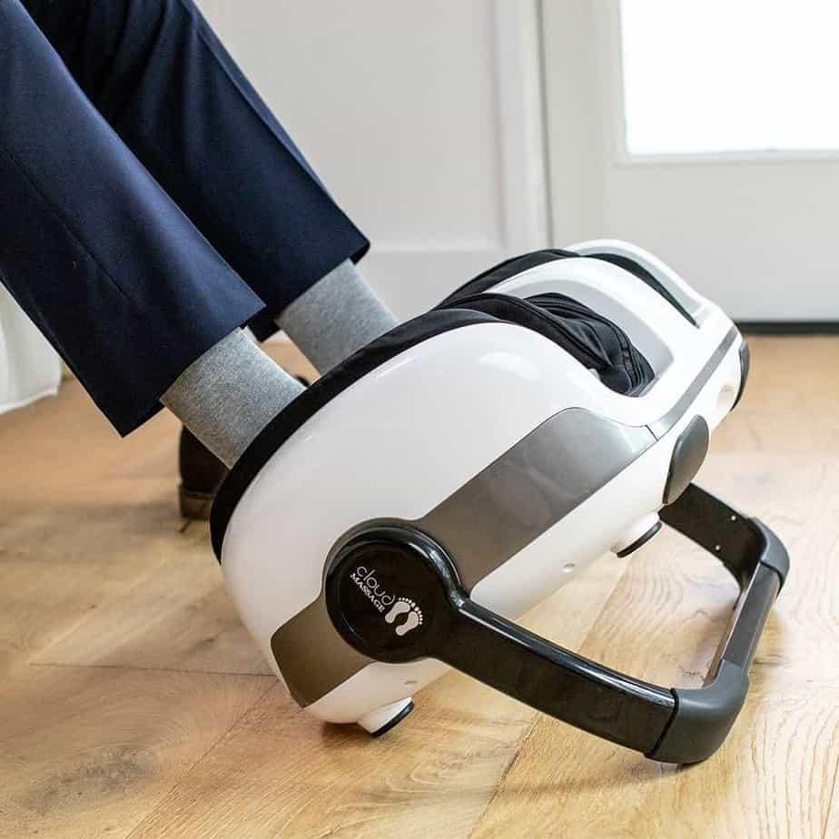 Cloud massage electric foot massager