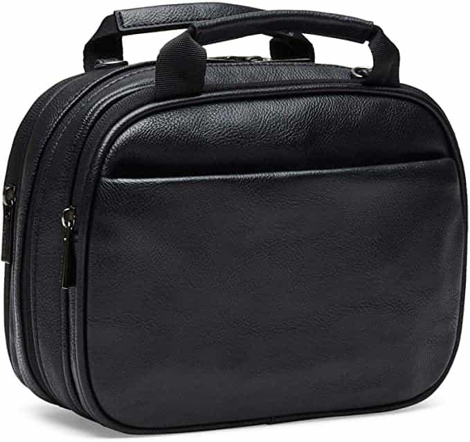 Myabetic Thompson Leather Diabetes Bag