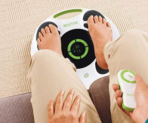 Revitive medic foot stimulator for neuropaty