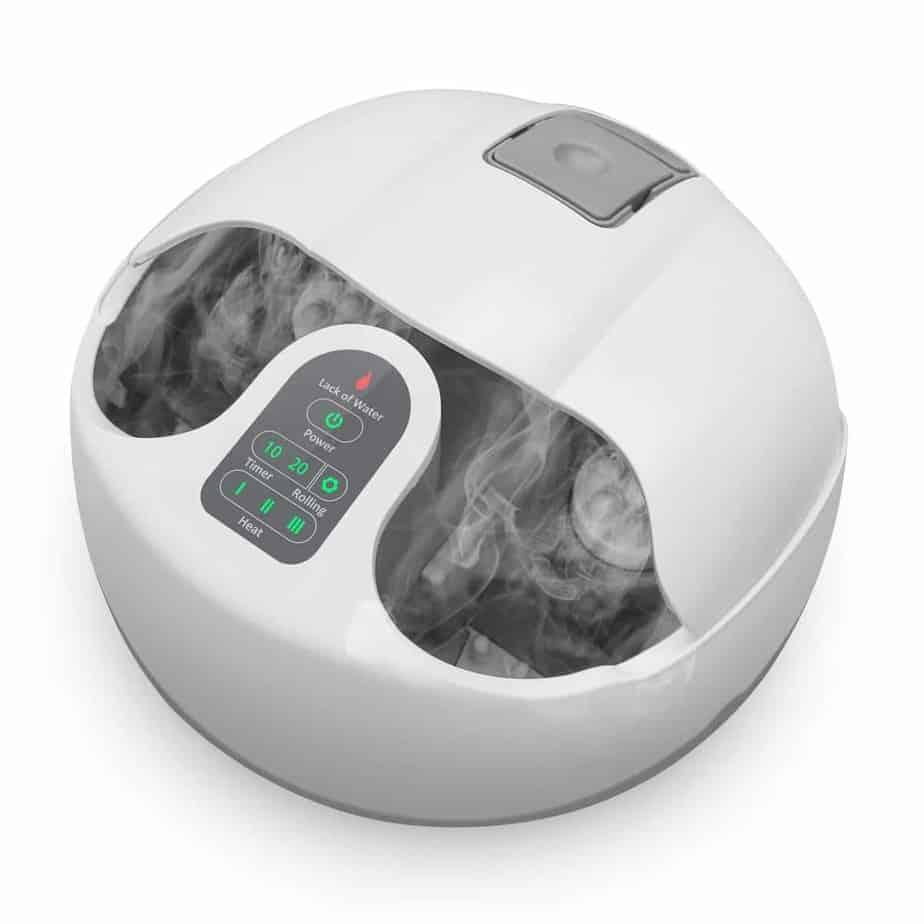 Snailax foot spa and massager machine