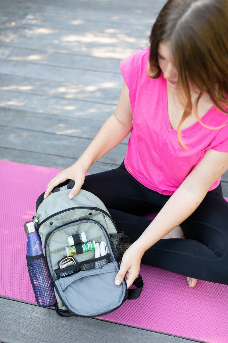 Best backpack for diabetic supplies