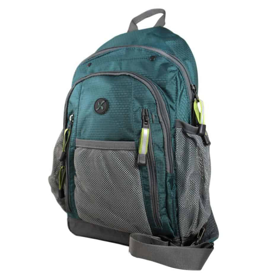 Sugar Medical diabetes backpack storm blue
